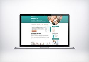 Antybiotyk.pl website