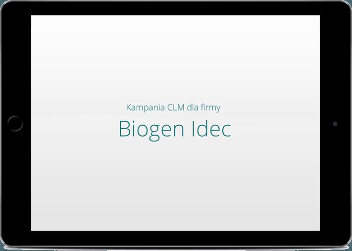 CLM campaign for Biogen Idec
